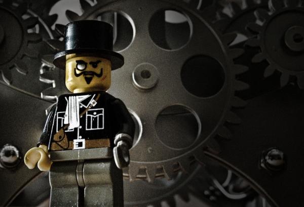 Подборка Lego-конструкций. Часть первая. (Фото 19)