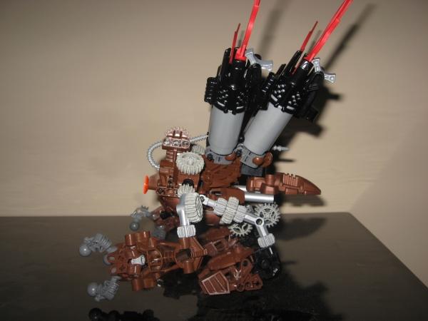 Подборка Lego-конструкций. Часть вторая. (Фото 23)