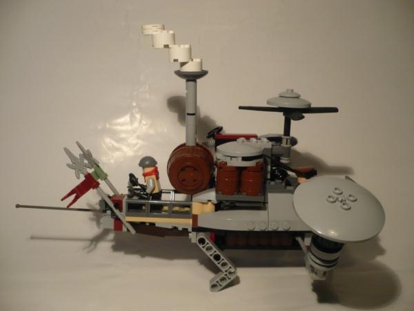 Подборка Lego-конструкций. Часть вторая. (Фото 3)