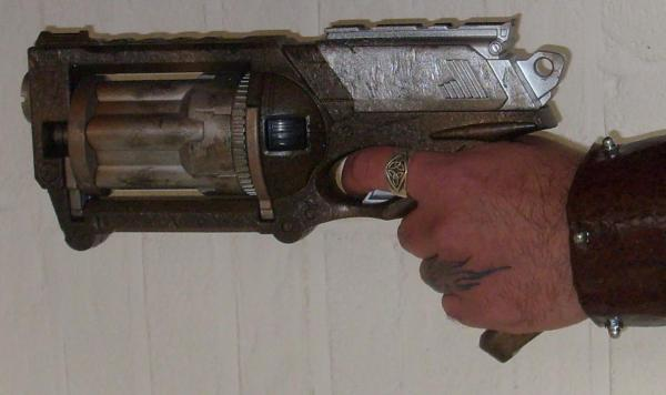 Steampunk weapon! (Фото 11)