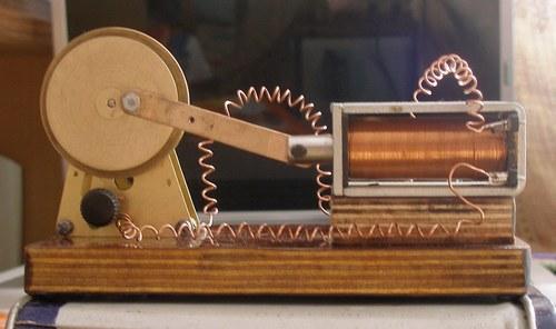 Модель электродвигателя Пейджа (Фото 4)