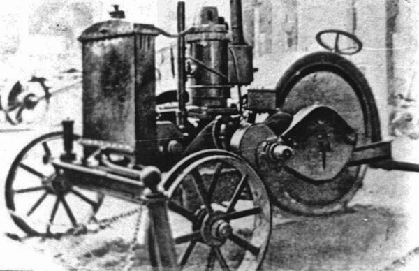 """Трактор """"Кировец"""" (1923 г.)"""