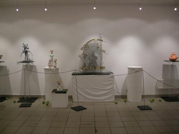 """Выставка Авторской Куклы в центре современного искусства """"М Арс"""" (Москва) (Фото 20)"""
