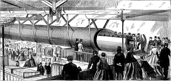 Пневмопочта - предок интернета (Фото 2)