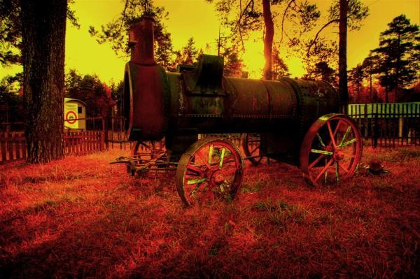 Дым прошлого... (Фото 11)