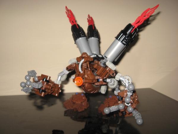 Подборка Lego-конструкций. Часть вторая. (Фото 20)