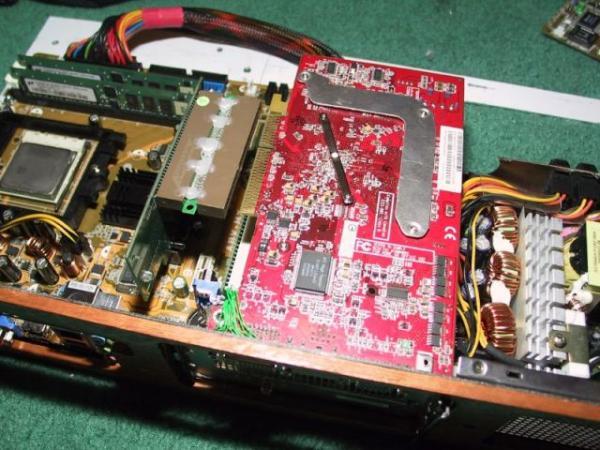 Компьютерная криптобиология. Лэптопобук (дескноут) (Фото 7)