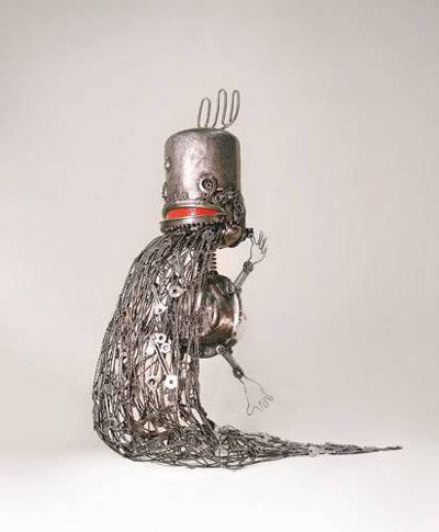 Живой металл Юрия Шурупова. (Фото 11)