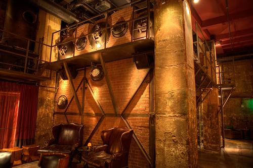 """Бар """"Edison"""" в Los Angeles'е. (Фото 12)"""