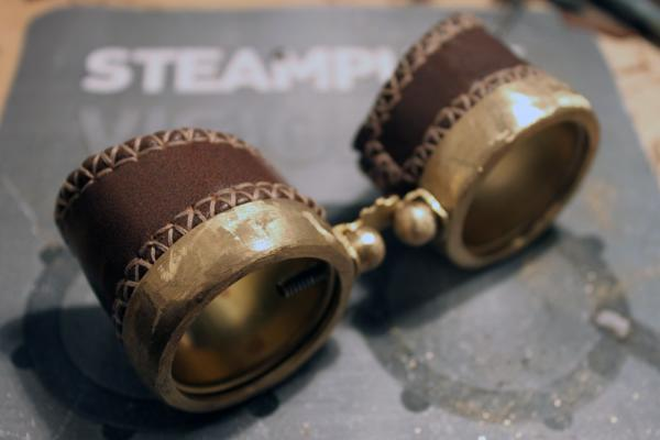 """Steam eyes"" для конкурса «STEAMPUNK-VISION 3D» - Вторая часть (Фото 21)"