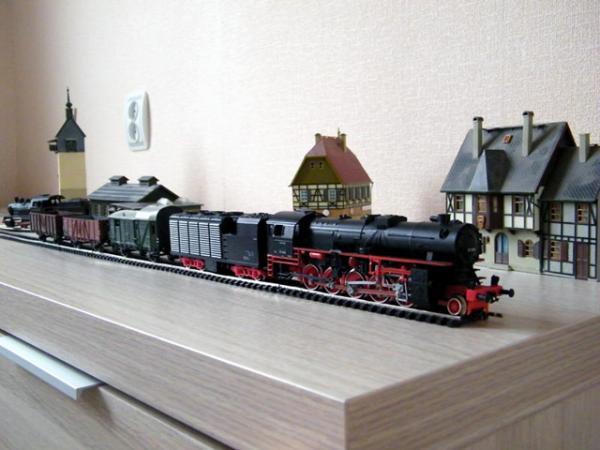 железная дорога PIKO