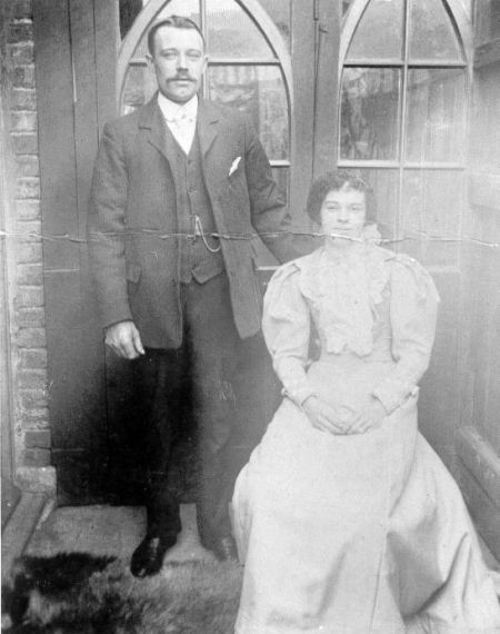викторианская свадьба (Фото 3)