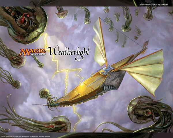 Steampunk во вселенной Magic: the Gathering (Фото 6)