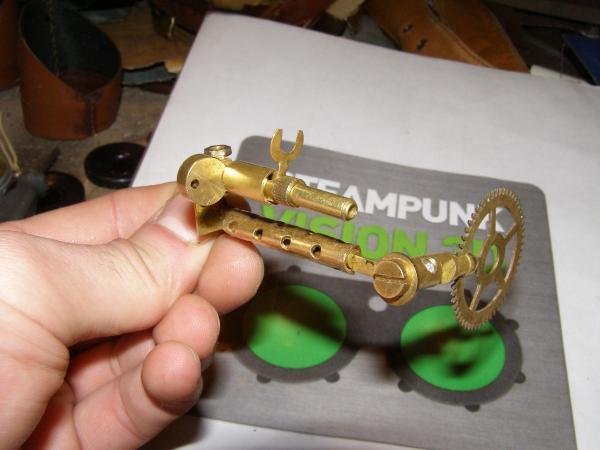 """STEAMPUNK - VISION 3D"" от NVIDIA"" (Фото 17)"