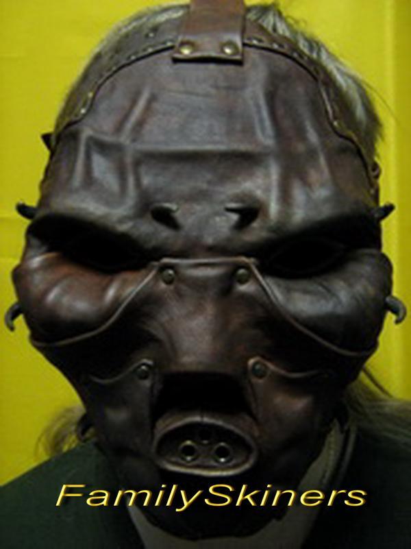 Продолжаем тему масок.