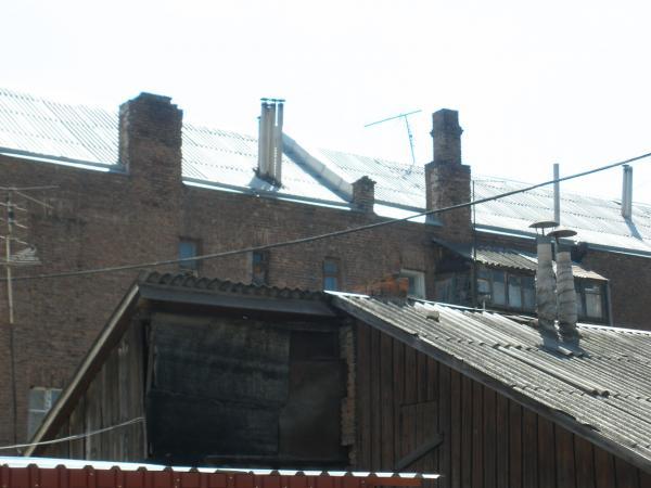 Весенний старый город (Фото 17)