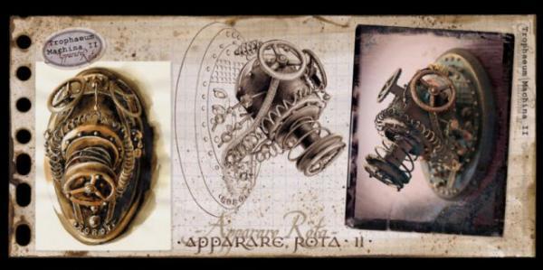Кастрюли на колёсах и головы трофейных механоидов. (Фото 12)