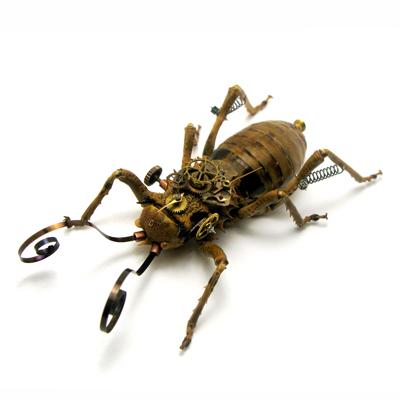Стимпанк насекомые от Insect Lab (Фото 2)
