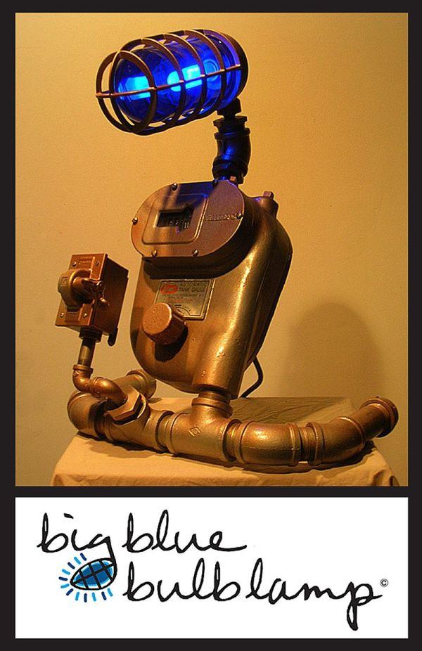 Эстетика  Fallout или тяжелая индустрия  лампостроения. (Фото 6)