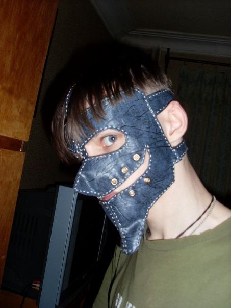 Мои маски и ещё пара творений)