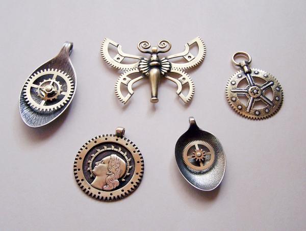 Clockwork Hand и другие замечательные работы Mikko Anttonen (Фото 5)