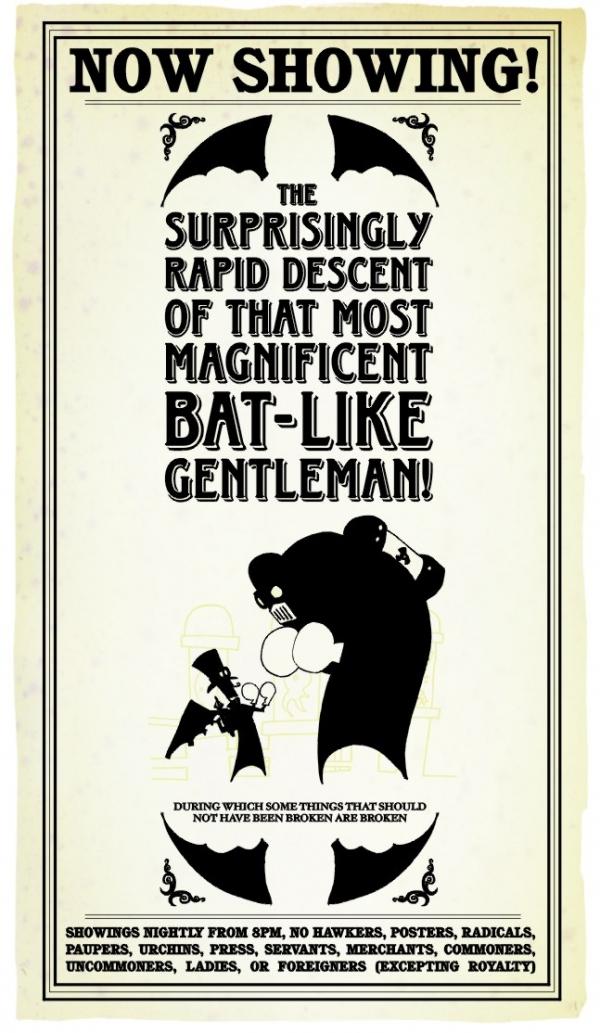 Стимпанк Бэтмэн (Фото 5)