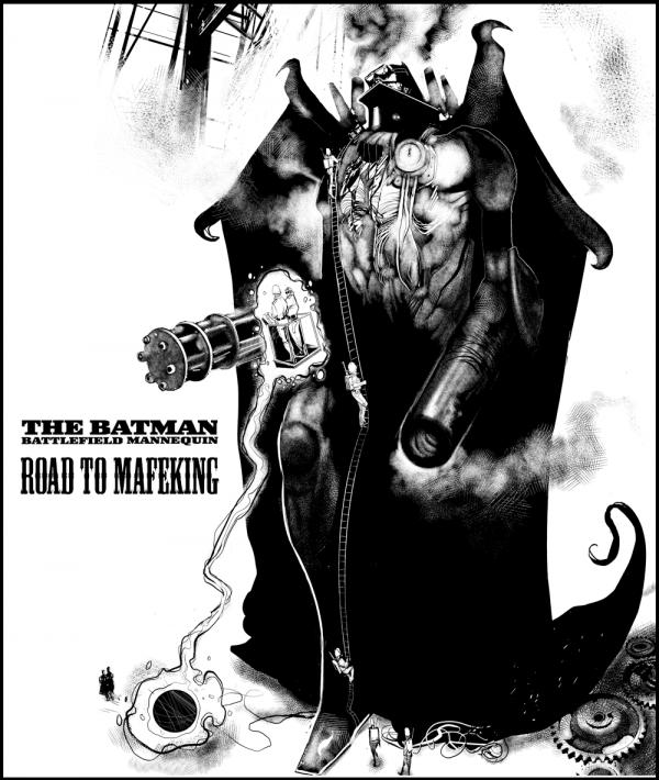 Стимпанк Бэтмэн (Фото 2)