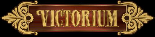 Викториум. Паровой мир