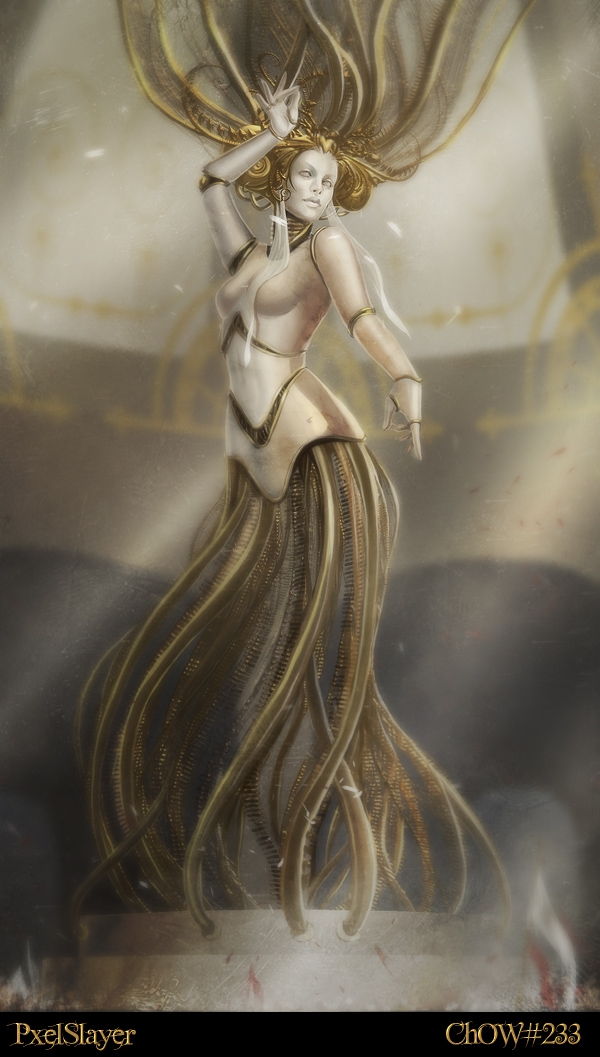 Стимпанк-Афродита