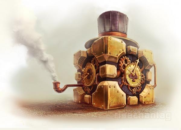 Steampunk Portal от Risachantag (Lisa Rye) (Фото 2)