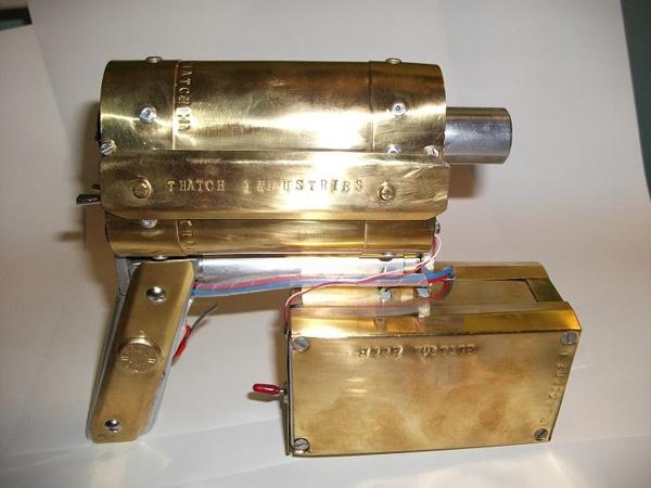 Steampunk coil gun (Фото 3)