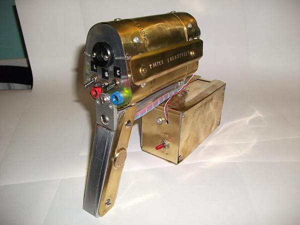 Steampunk coil gun (Фото 2)