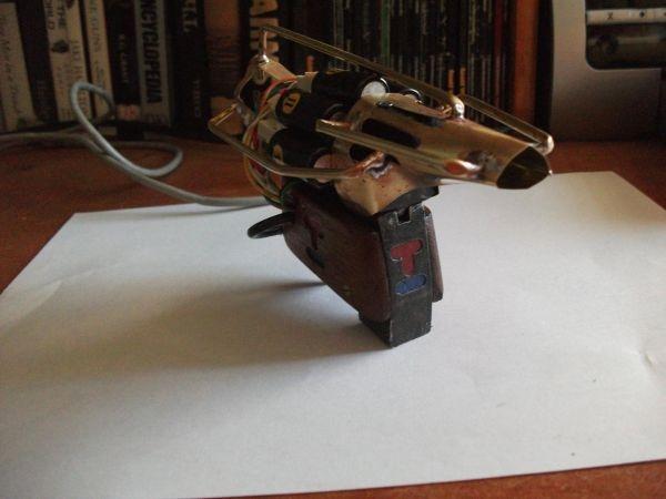 Steampunk coil gun Vol. 2