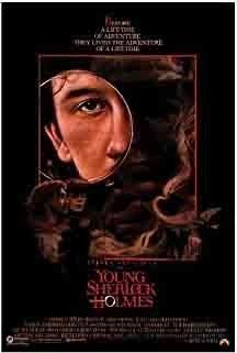 Молодой Шерлок Холмс  (Young Sherlock Holmes)