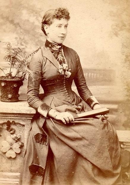 Фото 19 века: дамы. Часть первая (Фото 17)