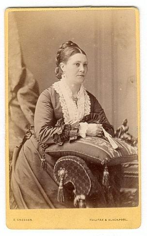 Фото 19 века: дамы. Часть первая (Фото 12)