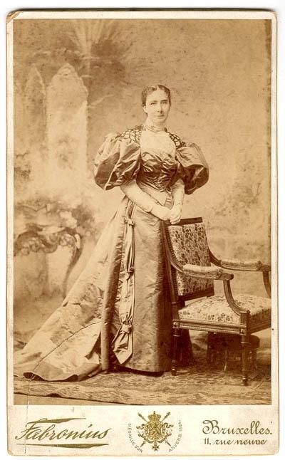 Фото 19 века: дамы. Часть первая (Фото 11)
