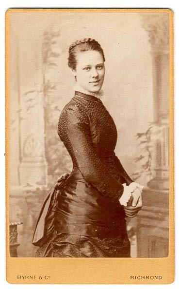 Фото 19 века: дамы. Часть первая (Фото 7)