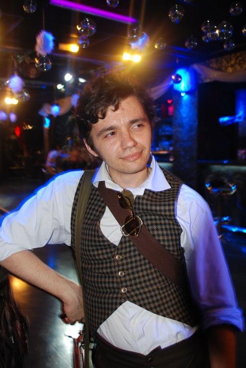 Стимпанк-вечеринка в клубе 8 1/2 долларов-мой небольшой отчёт. (Фото 12)