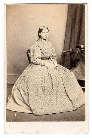 Фото 19 века: дамы. Часть первая (Фото 9)