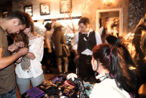 Стимпанк-вечеринка в клубе 8 1/2 долларов-мой небольшой отчёт. (Фото 8)