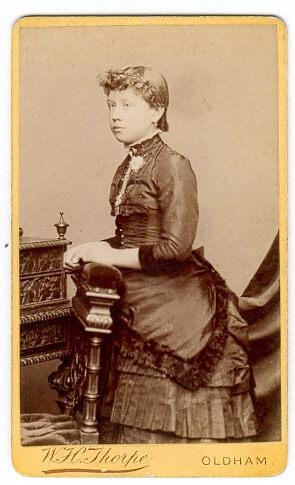 Фото 19 века: дамы. Часть первая (Фото 27)