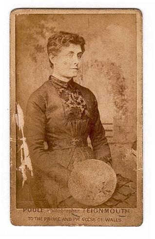 Фото 19 века: дамы. Часть первая (Фото 24)