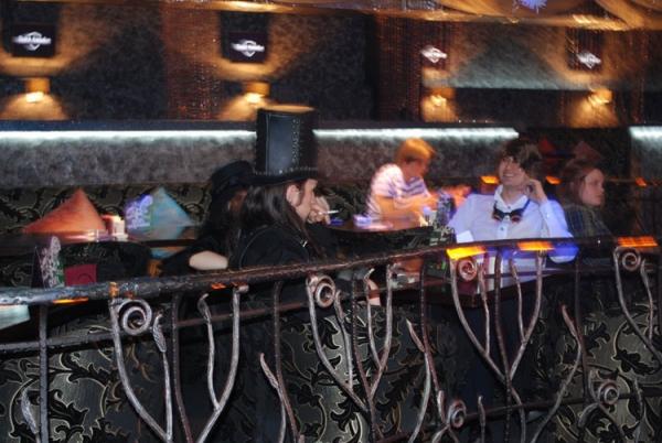 Стимпанк-вечеринка в клубе 8 1/2 долларов-мой небольшой отчёт. (Фото 6)