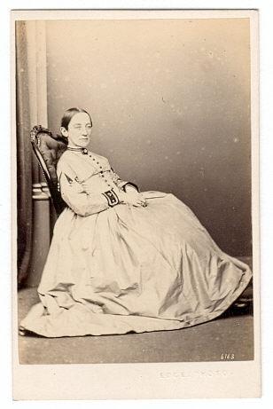 Фото 19 века: дамы. Часть первая (Фото 10)