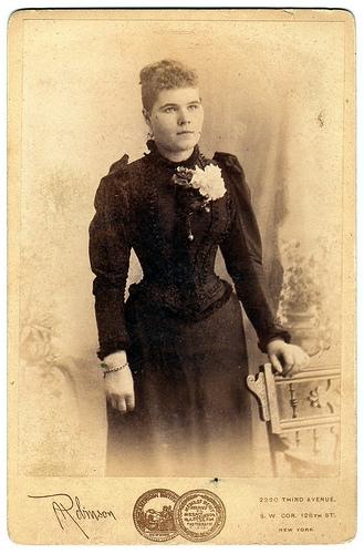 Фото 19 века: дамы. Часть первая