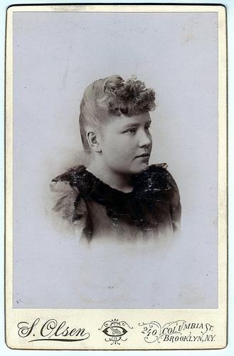 Фото 19 века: дамы. Часть первая (Фото 4)