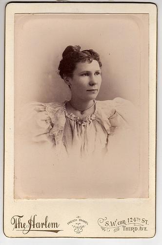 Фото 19 века: дамы. Часть первая (Фото 5)