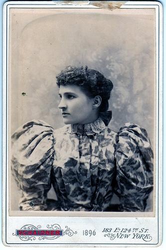 Фото 19 века: дамы. Часть первая (Фото 3)