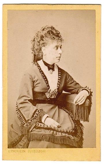 Фото 19 века: дамы. Часть первая (Фото 20)